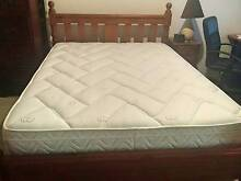 Bed Suite(Queen mattress & frame & bedside tables) Toowong Brisbane North West Preview