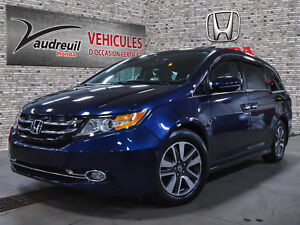 2017 Honda Odyssey Touring*GPS*DVD*CUIR*