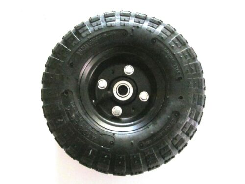 """Solution #48 Surface Cleaner Replacement 10"""" pneumatic wheel and tire"""