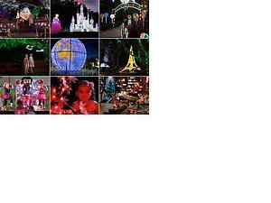 Hunter Valley Gardens -  Christmas Lights Spectacular Newcastle Newcastle Area Preview