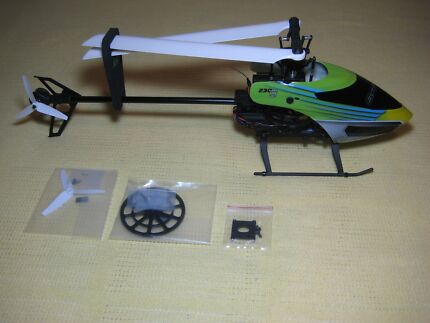 Blade 230 S BNF RC Helicopter + Battery, Charger, Accessories
