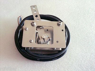 New PB-6 Curits Style Throttle - 0-5k 3 wires PB-8