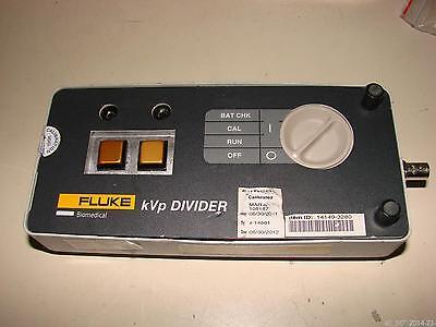 Fluke 35080b 50-150 Kvp Divider For X-ray Beam Radiation Measurement Tester