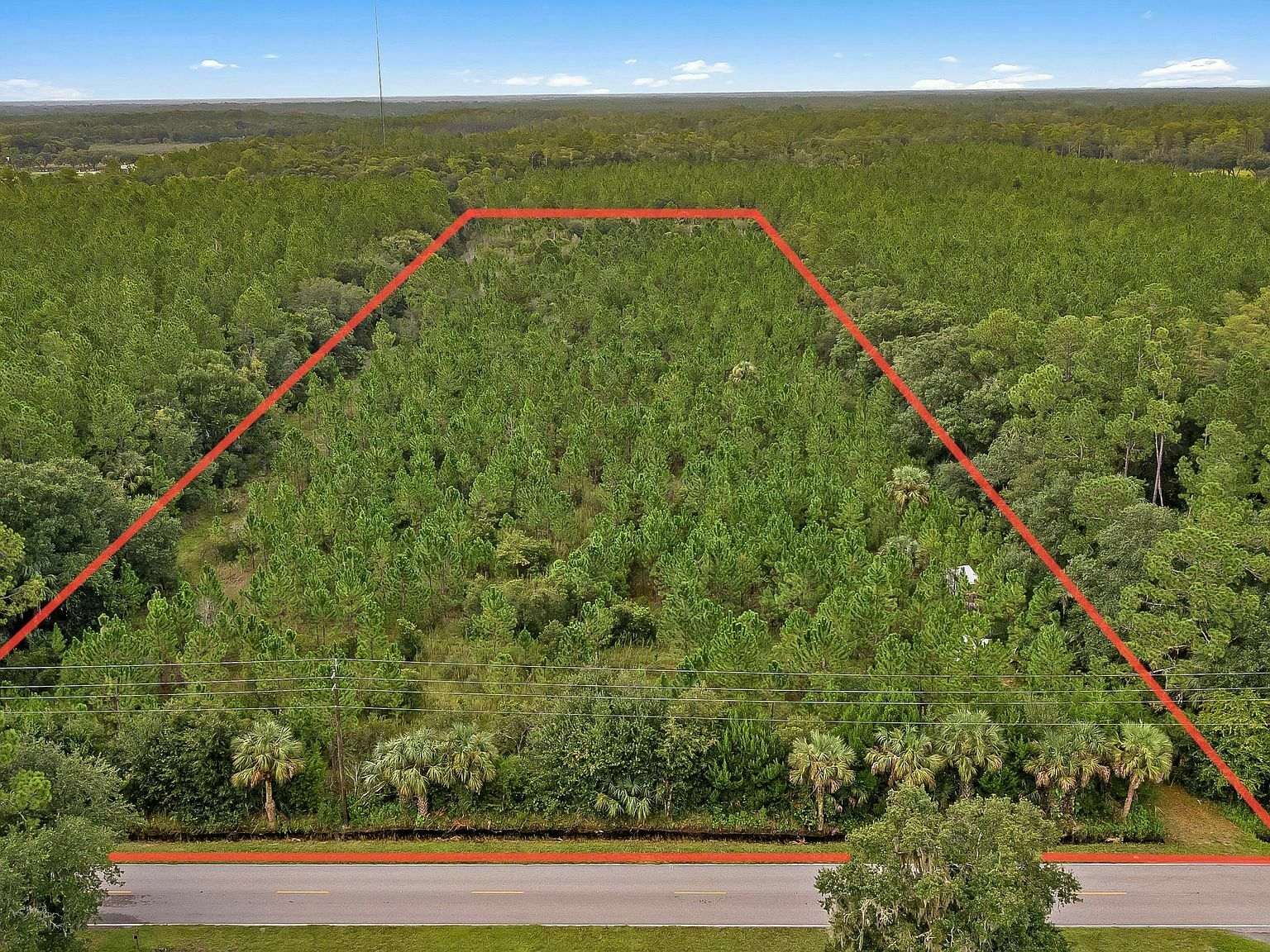 FLORIDA TAX LIEN CERTIFICATE FOR LAND 9.87 AC MINERAL RIGHTS ONLY SANTA ROSA  - $0.99