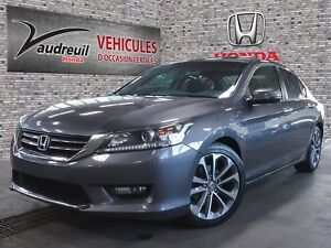 2015 Honda Accord Sport*TOIT OUVRANT*MAG 18'
