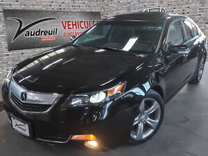 2013 Acura TL w/Technology Package