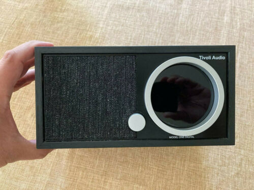 Tivoli Model One Digital - Streaming Radio (Black Ash / Black)