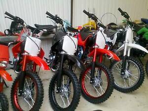 140cc Dirt Bike High performance Lifan Engine, is here! Cranebrook Penrith Area Preview