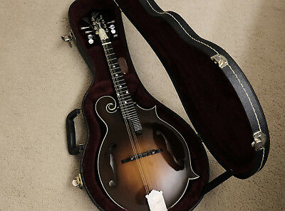 """Pick of the LItter"" 2000 Gibson F-5G Mandolin: RECORDED WITH EARL SCRUGGS!!!"