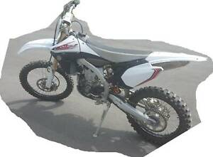 YAMAHA YZ450F bike motocross off road