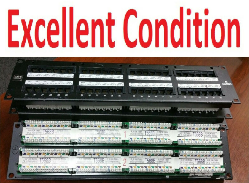 PATCH PANEL 48 PORTS