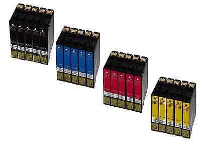 20 Druckerpatronen für EPSON Stylus SX200 SX215 SX218 SX400 SX405 SX410 SX415 W