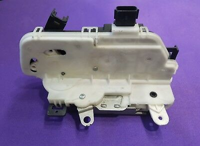 Ford Mustang Part Number - Door lock actuator latch Ford F150 09-14 Escape Mustang Focus front left driver