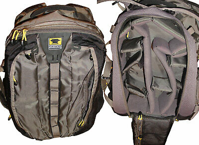 MOUNTAINSMITH LUMEN BACKPACK for CAMERA ACCESSORIES LENSES BAG PACK