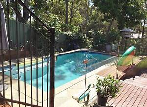 Short term accomodation in beautiful home with pool & garden Carrara Gold Coast City Preview