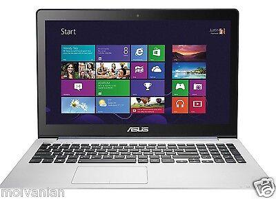 "ASUS VIVOBOOK V551LA-DH51T INTEL i5 15.6"" TOUCHSCREEN LCD 8GB 750GB NEW OFFER!"