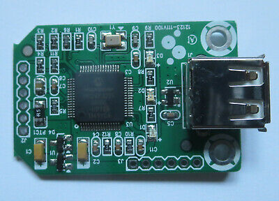 Usb Host Module - Pic24fj256gb106 Mb-cm13111