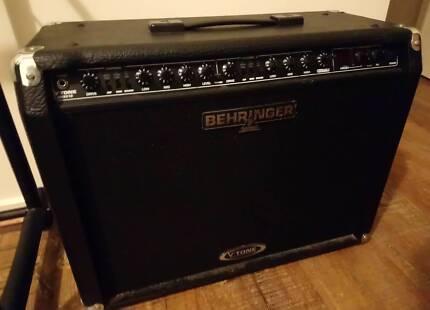 Behringer amp guitars amps gumtree australia port phillip st behringer v tone gmx210 amp fandeluxe Image collections