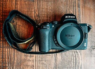 USED Nikon Z 50 20.9MP Mirrorless Interchangeable Lens Camera -Black (Body Only)