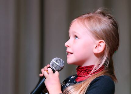 Singing Lessons for Children 30% Off