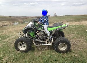 Monster Edition KFX 450R