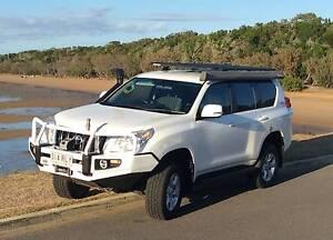 2011 Toyota LandCruiser Prado Dundowran Fraser Coast Preview