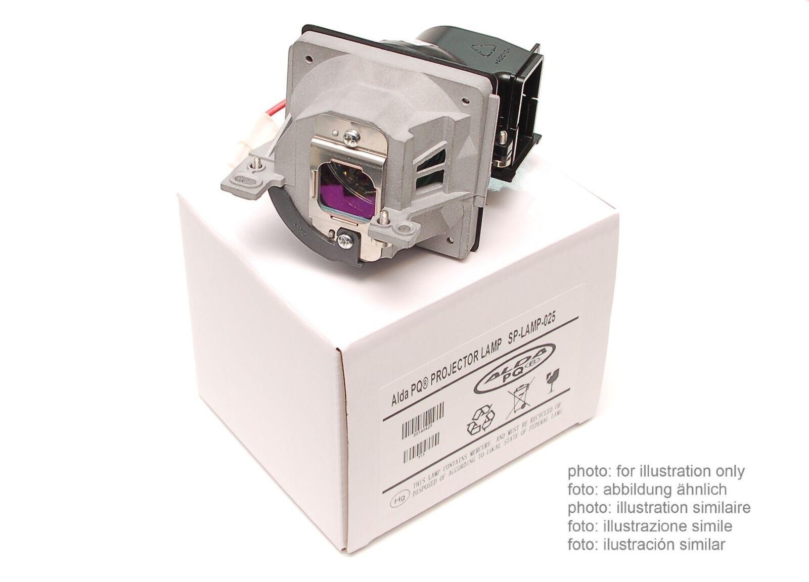 Alda PQ Original Beamerlampe / Projektorlampe für ACER H6520BD Projektor