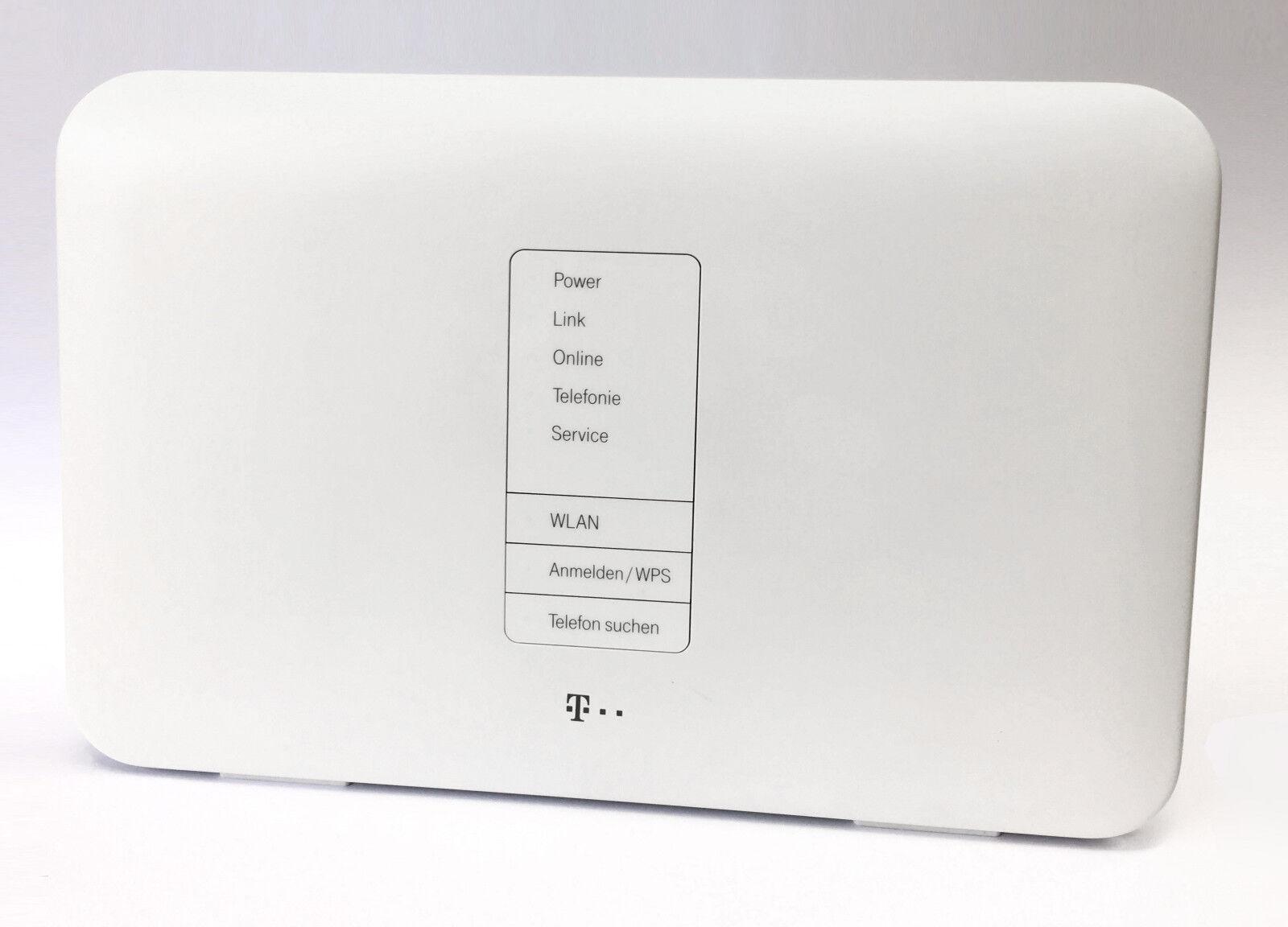 Telekom Speedport W 724V 1300 Mbps 4-Port 1000 Mbps WLAN Router DECT (40267955)