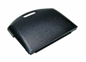 PSP 1004 Classic Akku Batteriefach Deckel Abdeckung, Battery Cover schwarz * NEU