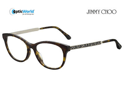 JIMMY CHOO - JC202 Designer Spectacle Frames with Case (All Colours)