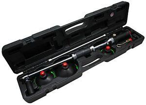 Karosserie Ausbeulwerkzeug Gleithammer Beulen Reparatur Dellen Set Werkzeug Satz