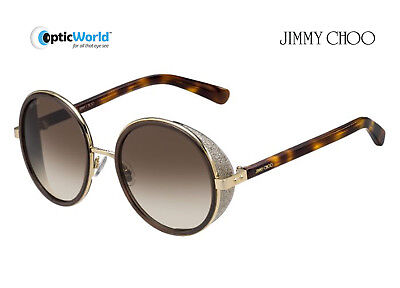 JIMMY CHOO - ANDIE Designer Sunglasses with Case (All Colours)
