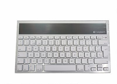 New OEM Logitech K760 Wireless Bluetooth Solar Keyboard For Mac iPad iPhone iMac