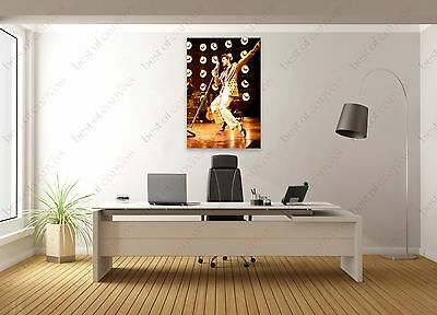 Elvis Presley #2 Rock and Roll Singer  Painting Canvas Print Art Home Decor Wall