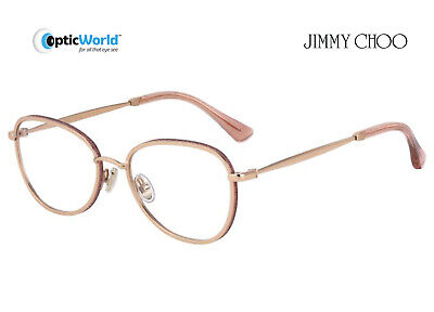 JIMMY CHOO - JC229 Designer Spectacle Frames with Case (All Colours)