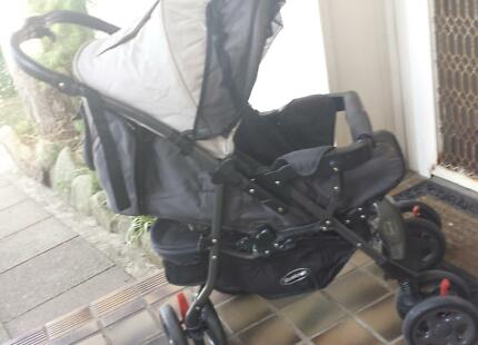 steelcraft reversible pram West Ryde Ryde Area Preview