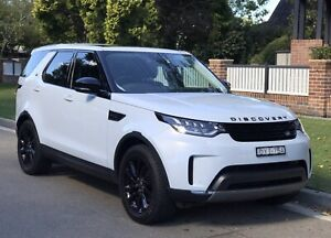 LAND ROVER DISCOVERY HSE SD4 2018 & 8,500kms