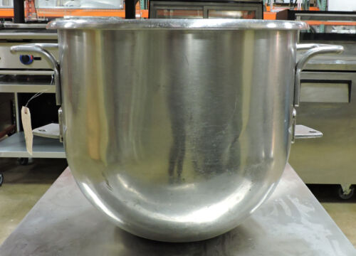 Hobart 30-60-80 QT Commercial Stainless Steel Mixer Bowl