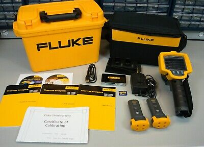 Excellent Condition Fluke Ti-32 60hz Industrial Handheld Thermal Imaging Camera