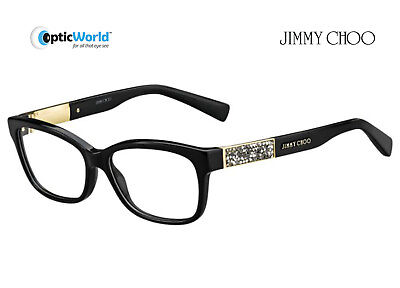 JIMMY CHOO - JC110 Designer Spectacle Frames with Case (All Colours)