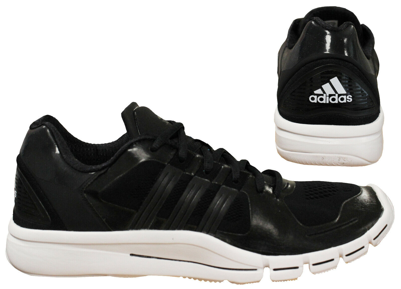 Details about Adidas Performance Adipure 360.2 Mens Running Shoes Black Trainers G97742 B29E