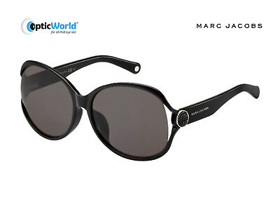 MARC JACOBS - MARC 90FS Designer Sunglasses with Case (All Colours)
