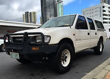 BACKPACKER BEAUTY !!  HOLDEN RODEO 4X4 INC CANOPY... Lowood Somerset Area Preview