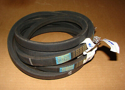 Ah131960 John Deere 9400 9500 9600 9650 Beater Drive Belt Set Usa Made
