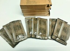 Military Trioxane Compressed Fuel Fire Starter - 3 boxes (9 bars) MIL-F-10805D