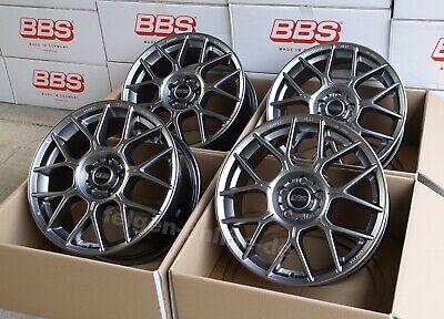 BBS XR platinum silber 4 Felgen 18 Zoll XR0106 Mercedes V Klasse W447 mit ABE