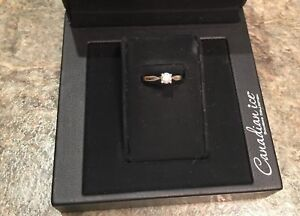 .42ct Canadian Ice Diamond Solitaire Engagement Ring