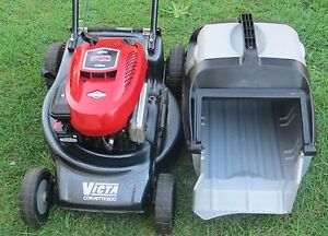 VICTA LAWNMOWER 500 series Robertson Brisbane South West Preview