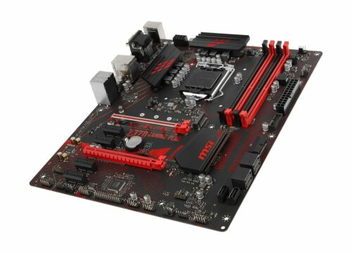 MSI Performance GAMING Intel 8th Gen LGA 1151 M.2 D-Sub DVI