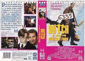 DUTCH-E-039-MOLTO-MEGLIO-DI-PAPA-039-1991-vhs-ex-noleggio